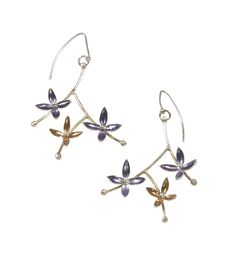 Create your own beautiful flower earrings at 92Y Jewelry with our award-winning faculty: http://www.92y.org/Uptown/Classes/Adults/Art/Jewelry-Classes.aspx?utm_source=pinterest_92Y_medium=pinterest_92Y_JewelryClasses_051812_campaign=adult_classes