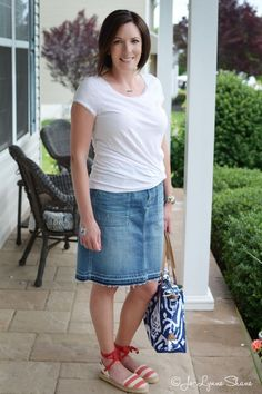 4th of July fashion ideas for women over 40