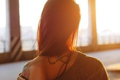 Infinity tatoo maybe with the people i love's names in it
