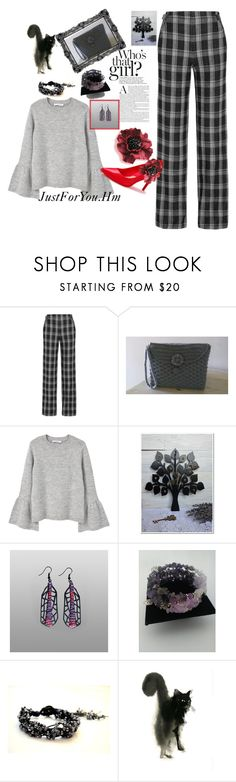 """Who's that girl?"" by justforyouhm ❤ liked on Polyvore featuring Proenza Schouler, MANGO and Le Donne"