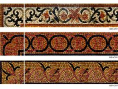 MEC Corporation (pvt.) Limited | marble mosaic borders