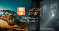 We're doubling down this month with TWO early unlock games! Get DiRT Rally and INSIDE to play right away when you subscribe to Humble Monthly.   It's just $12 per month – or less, with a multi-month subscription! #fashion #style #stylish #love #me #cute #photooftheday #nails #hair #beauty #beautiful #design #model #dress #shoes #heels #styles #outfit #purse #jewelry #shopping #glam #cheerfriends #bestfriends #cheer #friends #indianapolis #cheerleader #allstarcheer #cheercomp  #sale #shop…