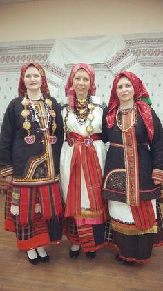 традиционный костюм воронежско-белгородского пограничья.  Фотографии Хутор ДУХОВСКОЙ – 11 альбомов