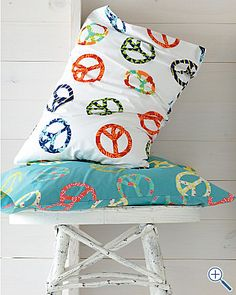 Peace Sign sheets