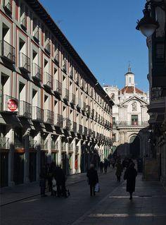 Valladolid-Platerías -España.