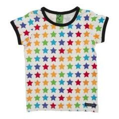 Rainbow Star T Shirt