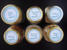 cooking ala mel: Mason Jar Labels (with free printable)