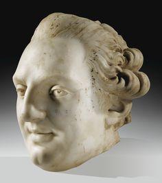 Louis XVI, ca. 1785 bust, attributed to Simon-Louis Boizot Louis Xvi, Character Costumes, French Art, Marie Antoinette, European Fashion, France, 18th Century, Sculptures, Illustration Art