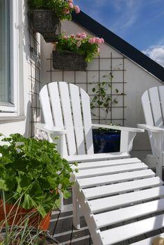 Enkel Fornyelse på terrassen!