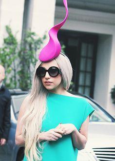 Lady Gaga - fabulous till the end.