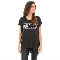 Pimkie.es : Te encantará el look cool de esta camiseta con mensaje.