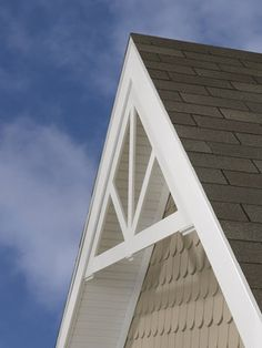 Decorative gable gp200 with finial decorative gable for Cedar gable brackets