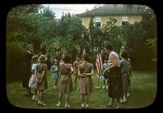 vintage everyday: Wonderful Color Photographs of Everyday Life in the US, ca. 1950s
