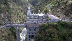 Santuario de Las Lajas - Ipiales