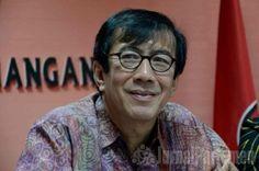 Menteri Hukum dan HAM : Yasonna Hamonangan Laoly