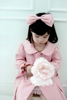 Pretty little flower girls, there will never be anything as precious as them!