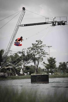 Daniel Grant at Thaï Wakepark    #wakeboard #wakeboarding