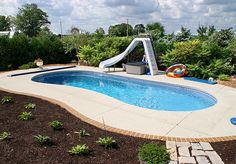 The Viking Pools A.C.P. (Advanced Composite Pool) are the best Ceramic Composite Pool on the market and comes in a variety of shapes and sizes. Description from cpoolsrus.com. I searched for this on bing.com/images