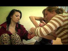První pomoc 5. / při tepenném krvácení - YouTube