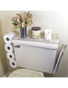 7 idee salva spazio per il tuo bagno - DimmiCosaCerchi.it