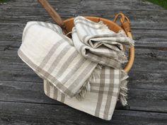 Natural Linen Bath Towels, Face Towels, Natural European Linen, Linen Bathroom…
