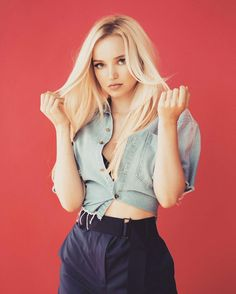 Dove Cameron Bello Magazine