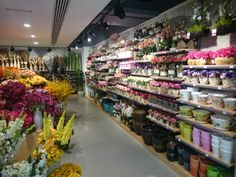 Home Rus flowers departement made by Gibam Group