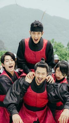 "160911 SBS ""Scarlet Heart: Ryeo"" promotional still photo❤️ _ Scarlet Heart Ryeo Funny, Scarlet Heart Ryeo Cast, Moon Lovers Scarlet Heart Ryeo, Lee Joon, Lee Jun Ki, Joon Gi, Baekhyun Scarlet Heart, Nam Joo Hyuk Scarlet Heart, Asian Actors"