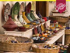 Oltre alla scuola di surf, in questa vacanza non mancheranno le occasioni per visitare il tipico mercato marocchino. Scoprirai colori e profumi nuovi ed affascinanti.