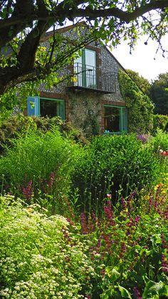 Garden Modernism, Wild flower garden
