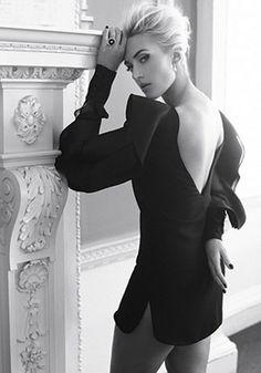 Celeb Diary: Kate Winslet in Harper's Bazaar UK (aprilie 2013)