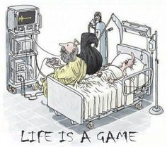 Life is a game! :P