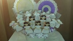 Centro galletas Primera Comunión