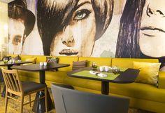Gourmet Bar by Kitzig Interior Design, Munich – Germany Small Restaurant Design, Luxury Restaurant, Restaurant Interior Design, Luxury Interior Design, Best Interior, 2017 Design, Design Blog, Design Studio, Design Ideas