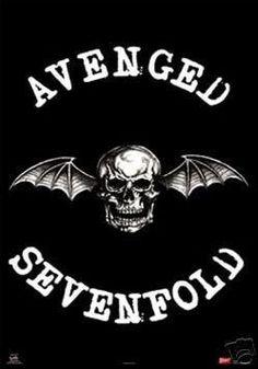Avenged Sevenfold A7x Logo Best Hd Wallpaper Wawpaper Things To