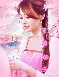 True Girl like Fashition Lovely Girl Image, Cute Girl Photo, Chinese Drawings, Chinese Art, Cute Girl Drawing, Cute Love Gif, Anime Couples Drawings, Daddys Little Girls, Painting Of Girl