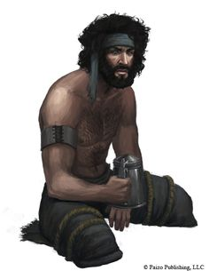 Humal, tripulante do Bigorna