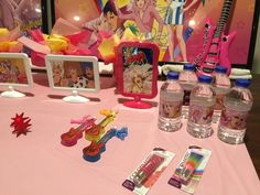 Jem and the holograms must-haves.