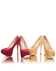 Fabulous - Nly Shoes - Gold - Party shoes - Shoes - NELLY.COM UK