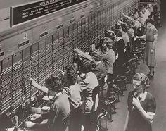Telephone Switchboar