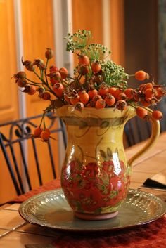 Love rosehips!    bloggers.com
