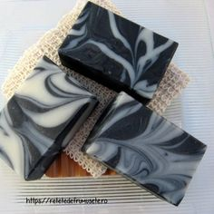 Organic Charcoal Soap, Activated Charcoal and Tea Tree Vegan-Cold Process Soap Charcoal Soap, Activated Charcoal, Organic Soap, Organic Coconut Oil, Tea Tree Soap, Savon Soap, Decorative Soaps, Vegan Soap, Tea Tree Essential Oil