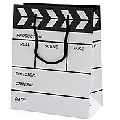 Clapboard Style Tote Bag..super adorable!