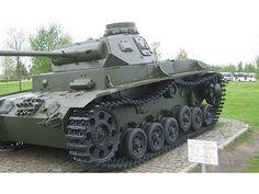 Panzer III Ausf.G – WalkAround