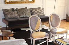 Showroom, Paris, Montmartre Paris, Paris France, Fashion Showroom