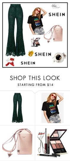 """shein contest"" by gumica45 ❤ liked on Polyvore featuring Dolce&Gabbana and Kevyn Aucoin"