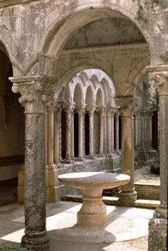 Abbazia di Fossanova, Latina. Italy (1187-1206)