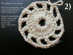 P.A.P (passo a passo) , do tapete; gente, faço parte de um grupo. E este tapete surgiu lá, por uma colega. A Cecília Rocha. Abrindo um parê... Crochet Placemats, Crochet Doilies, Crochet Flowers, Crochet Hats, Crochet Earrings, Jewelry, Crochet Rug Patterns, Crochet Doily Rug, Doilies Crochet