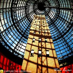 Melbourne Central #CaptureTheCover entry - by Thida in Melbourne's Inner City Northern Region. Click to enter your photos!