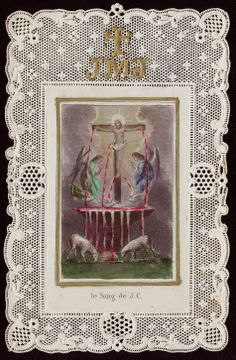 The+Blood+of+Jesus+Christ++handcolored+Lejeune.jpg (949×1451)